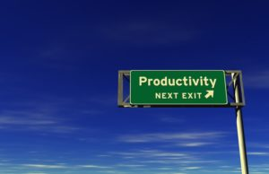 what can a business do to improve its productivity